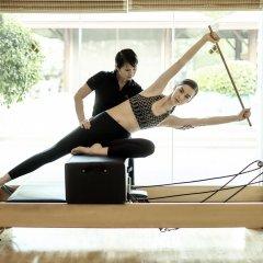 Chiva-Som International Health Resort Hotel фитнесс-зал фото 4