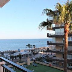 Отель Apartamento Sol del Mar Mediterraneo Фуэнхирола балкон