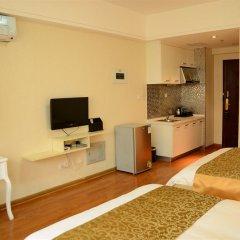 Отель Xiamen Sweetome Vacation Rentals (Wanda Plaza) Китай, Сямынь - отзывы, цены и фото номеров - забронировать отель Xiamen Sweetome Vacation Rentals (Wanda Plaza) онлайн в номере фото 2