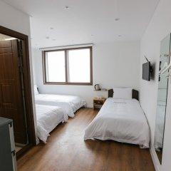 Отель Petercat Hotel Insadong Южная Корея, Сеул - отзывы, цены и фото номеров - забронировать отель Petercat Hotel Insadong онлайн комната для гостей фото 3