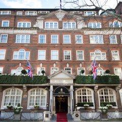 Отель Goring Hotel Великобритания, Лондон - 1 отзыв об отеле, цены и фото номеров - забронировать отель Goring Hotel онлайн вид на фасад