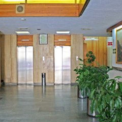 Hotel Hidalgo Мехико сауна