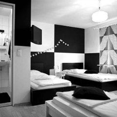 Отель Achterbahn Германия, Мюнхен - отзывы, цены и фото номеров - забронировать отель Achterbahn онлайн ванная фото 2