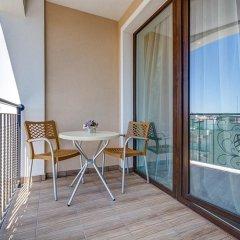 Отель Siena Palace балкон