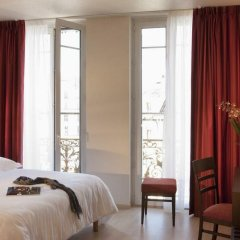 Отель Escale Oceania Marseille Марсель комната для гостей фото 5
