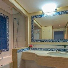 Отель Regency Hotel and Spa Тунис, Монастир - отзывы, цены и фото номеров - забронировать отель Regency Hotel and Spa онлайн ванная