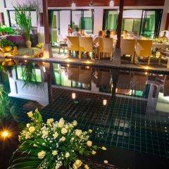 Отель The Bell Pool Villa Resort Phuket питание