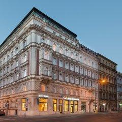 Отель Residence Suite Home Praha Прага вид на фасад