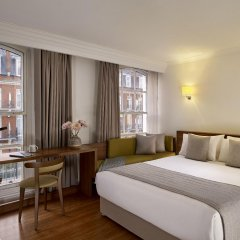 Отель Citadines South Kensington London Великобритания, Лондон - отзывы, цены и фото номеров - забронировать отель Citadines South Kensington London онлайн комната для гостей