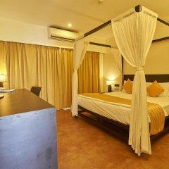 Отель Kyriad Prestige Calangute Goa Индия, Гоа - отзывы, цены и фото номеров - забронировать отель Kyriad Prestige Calangute Goa онлайн комната для гостей фото 3