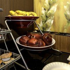 Отель Fairfield Inn & Suites Meridian питание