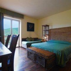 Hotel La Perla Del Golfo Проччио комната для гостей фото 3