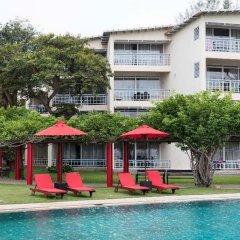 Отель Chomview Residence бассейн фото 3