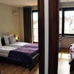 Отель SleepWalker Boutique Suites комната для гостей фото 5