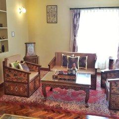 Отель Karma Suites Непал, Катманду - отзывы, цены и фото номеров - забронировать отель Karma Suites онлайн комната для гостей фото 5