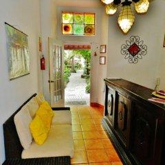 Hotel Rosa Morada Bed and Breakfast интерьер отеля