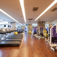 Отель Fraser Place Central Seoul Сеул фитнесс-зал