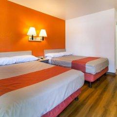 Отель Motel 6 Rosemead, CA - Los Angeles США, Роузмид - отзывы, цены и фото номеров - забронировать отель Motel 6 Rosemead, CA - Los Angeles онлайн комната для гостей фото 5