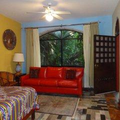 Отель Casa de las Flores Мексика, Тлакуепакуе - отзывы, цены и фото номеров - забронировать отель Casa de las Flores онлайн комната для гостей фото 2