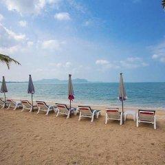 Отель Thammachat P3 Victoria Pool Villa пляж