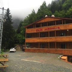 Cam Motel Турция, Узунгёль - отзывы, цены и фото номеров - забронировать отель Cam Motel онлайн парковка
