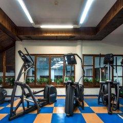 Отель Tanne Болгария, Банско - отзывы, цены и фото номеров - забронировать отель Tanne онлайн фитнесс-зал фото 4