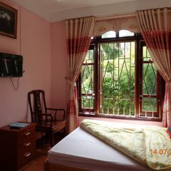 May Nui Sa Pa Hostel Шапа удобства в номере фото 2