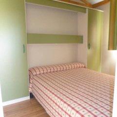 Отель Camping L´amuravela Кудильеро комната для гостей фото 4