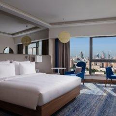 Radisson Blu Olympiyskiy Hotel Москва комната для гостей фото 13