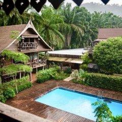 Отель Boutique Village Hotel Таиланд, Ао Нанг - отзывы, цены и фото номеров - забронировать отель Boutique Village Hotel онлайн бассейн фото 3