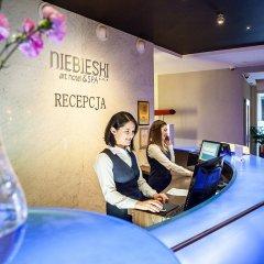 Niebieski Art Hotel & Spa спа