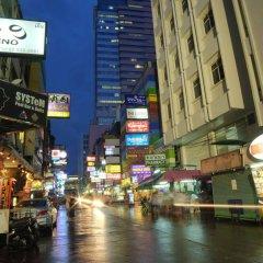 Отель The Raya Surawong Bangkok Бангкок