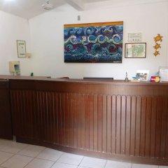 Отель Aguamarinha Pousada интерьер отеля фото 2