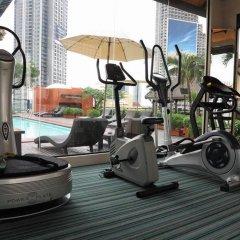 Отель The Grand Sathorn Таиланд, Бангкок - отзывы, цены и фото номеров - забронировать отель The Grand Sathorn онлайн фитнесс-зал