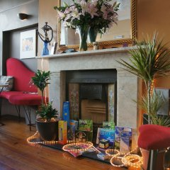 Отель Oriental Guest House Брайтон интерьер отеля фото 3