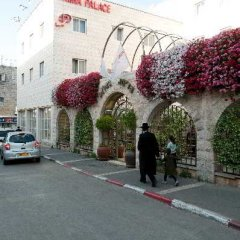 Отель Prima Palace Иерусалим городской автобус