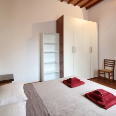 Отель L'attico di Sant'Ambrogio комната для гостей фото 3