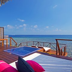 Отель Adaaran Prestige Vadoo Мальдивы, Мале - отзывы, цены и фото номеров - забронировать отель Adaaran Prestige Vadoo онлайн балкон