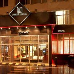 Гостиница Инсайд-Транзит в Москве - забронировать гостиницу Инсайд-Транзит, цены и фото номеров Москва вид на фасад