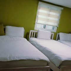 Отель Albergue Guesthouse Korea комната для гостей фото 3
