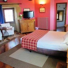 Отель Palacio Obispo Испания, Фуэнтеррабиа - отзывы, цены и фото номеров - забронировать отель Palacio Obispo онлайн комната для гостей фото 3
