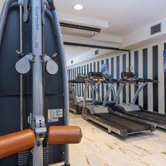Salles Hotel Marina Portals фитнесс-зал