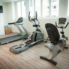 Отель Le Tada Residence Бангкок фитнесс-зал фото 3