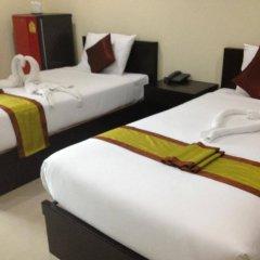 Santiphap Hotel & Villa комната для гостей фото 4