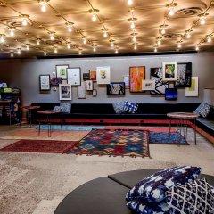 Отель MOXY Phoenix Tempe/ASU Area развлечения