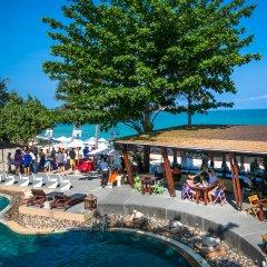 Отель Pavilion Samui Villas & Resort пляж