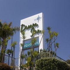 Отель Dream Inn Santa Cruz бассейн