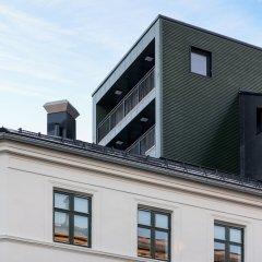 Отель Frogner House Apart - Helgesens gate 1 Норвегия, Осло - отзывы, цены и фото номеров - забронировать отель Frogner House Apart - Helgesens gate 1 онлайн вид на фасад