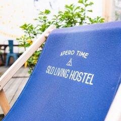 Отель Slo living hostel Франция, Лион - отзывы, цены и фото номеров - забронировать отель Slo living hostel онлайн бассейн