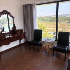 Отель Thi Thao Gardenia Далат удобства в номере